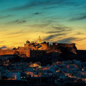 Citadel In Gozo, Malta