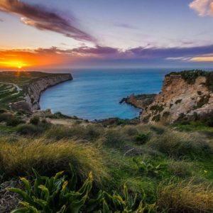 Fomm Ir-Rih In Malta