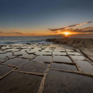 Marsascala Salt Pans In Malta