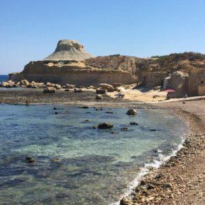 Qolla L-Bajda In Gozo, Malta