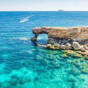 Ras Il-Hamrija In Malta