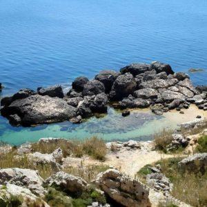 Slugs Bay In Malta