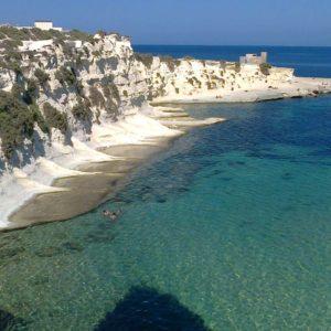 St. Thomas Bay In Malta